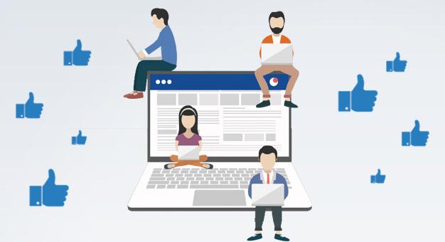 Facebook Fan Page Creation & Management Service