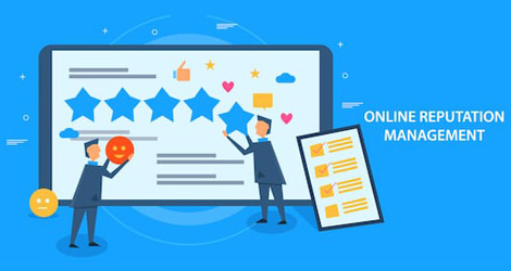 Online Reputation Management (ORM) Service