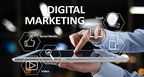 Innovative Digital Marketing Services