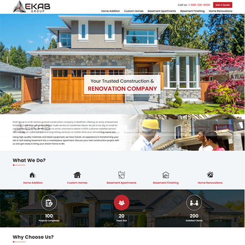 Website Design Company Ottawa