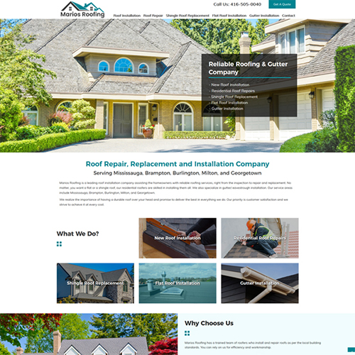 Web Design Ottawa